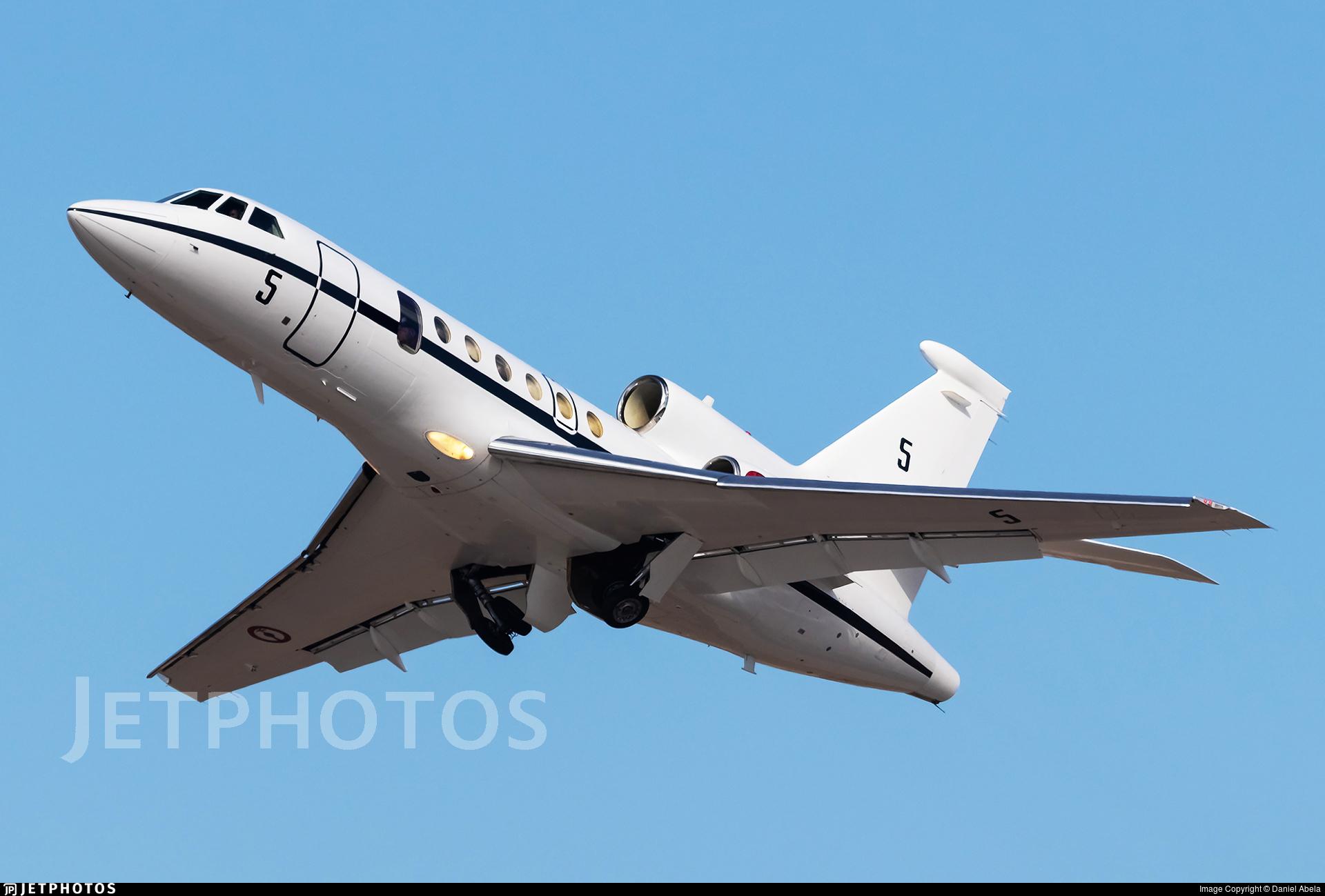 5 - Dassault Falcon 50M - France - Navy