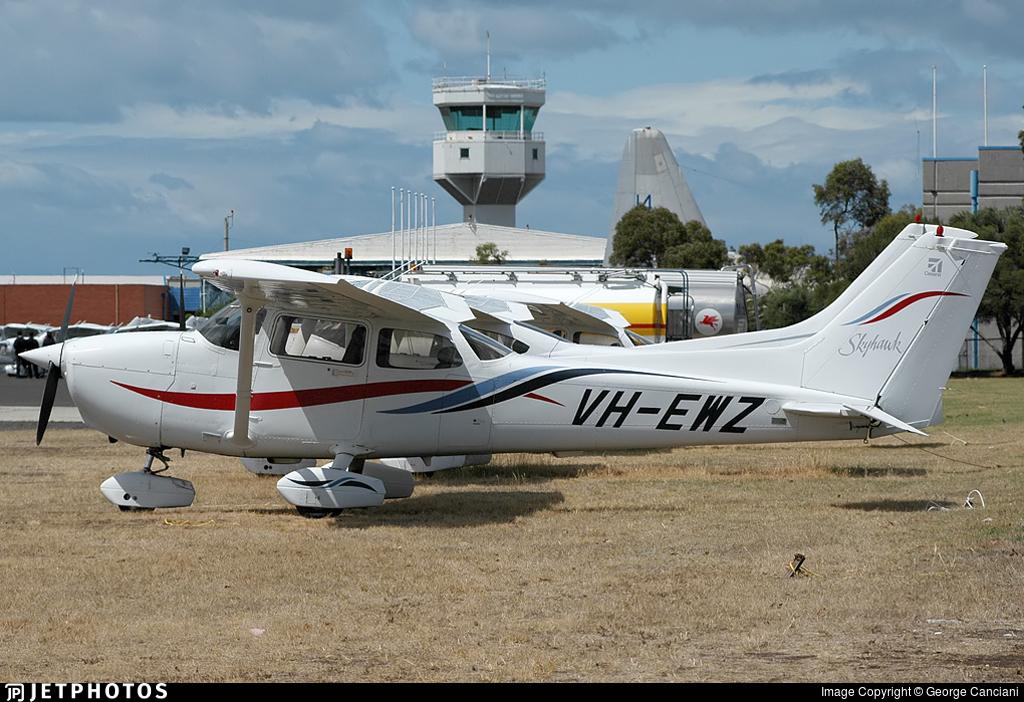 VH-EWZ - Cessna 172R Skyhawk II - General Flying Services