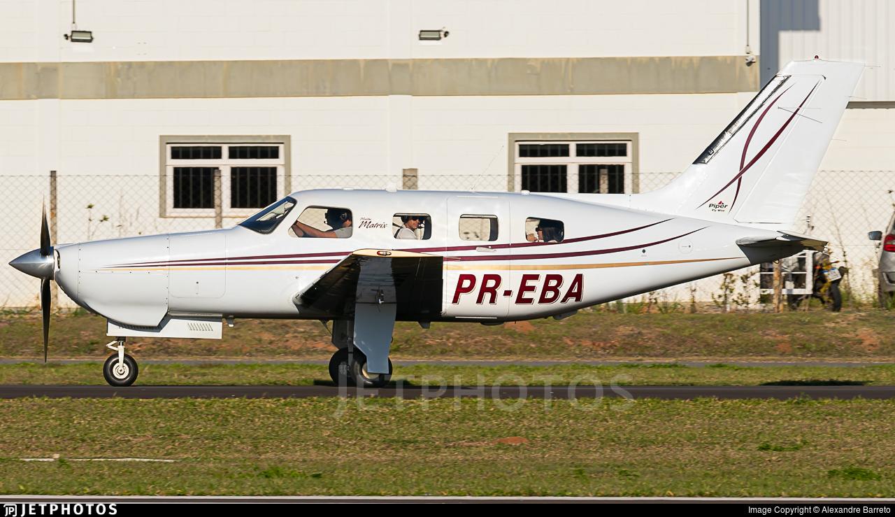 PR-EBA - Piper PA-46R-350T Matrix - Private