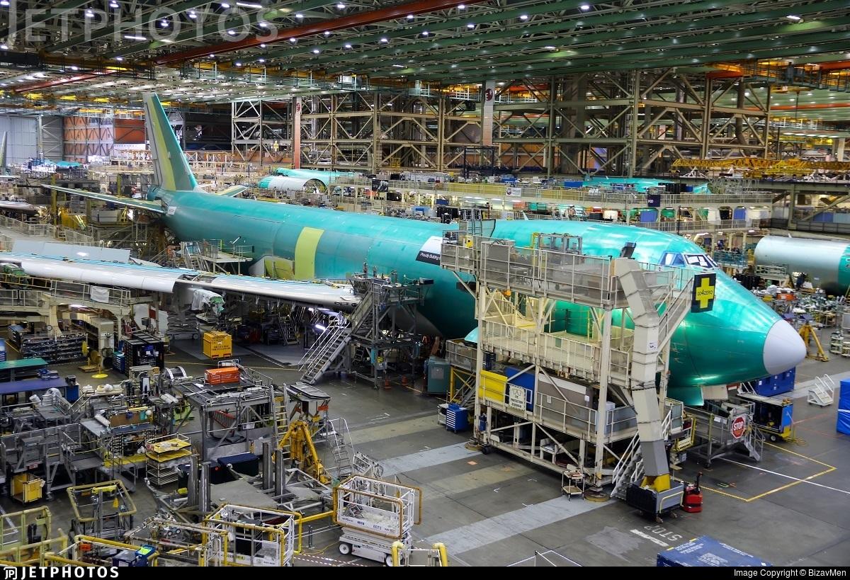 KPAE - Airport - Hangar
