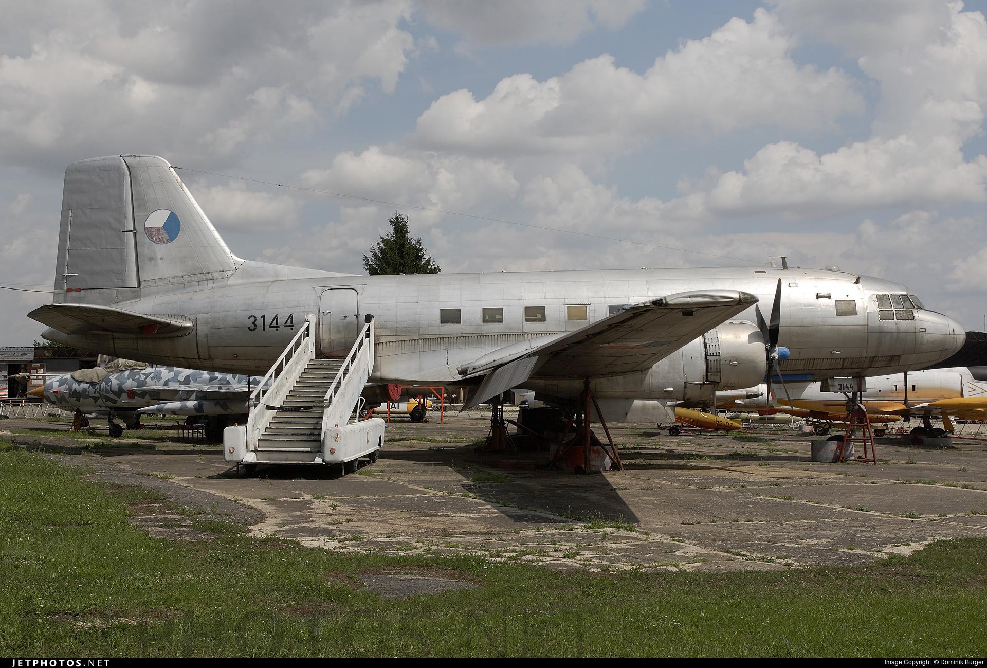3144 - Avia Av-14T - Czechoslovakia - Air Force