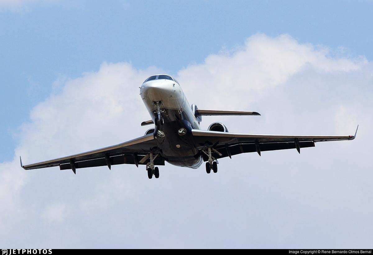 XA-COS - Embraer EMB-550 Legacy 500 - Servicios Aéreos Across