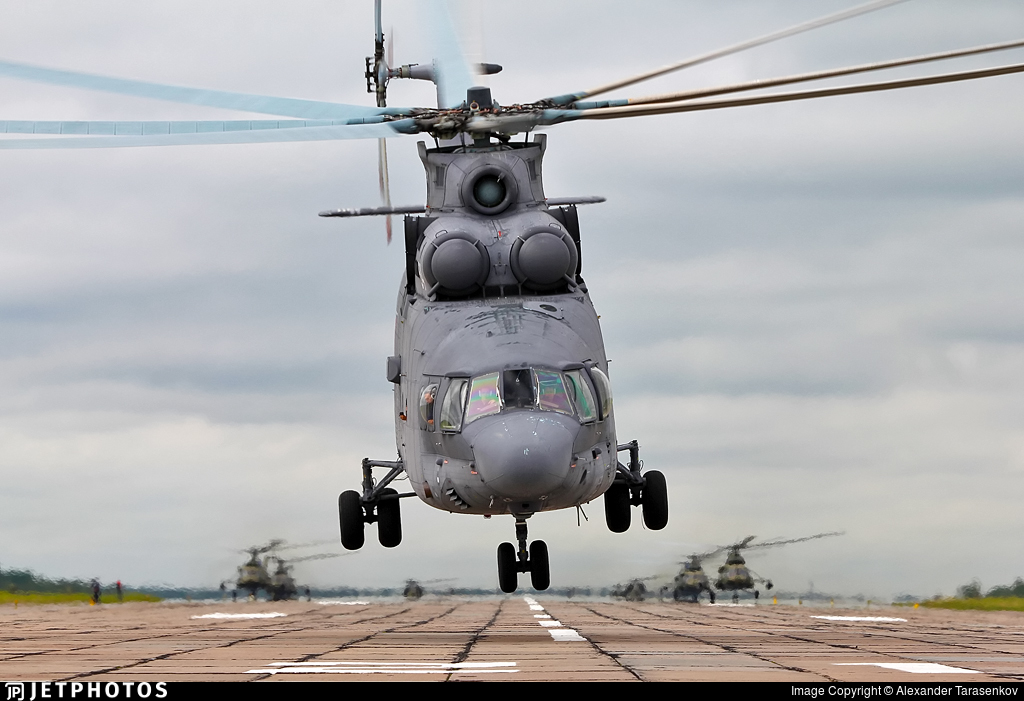 RF-06805 - Mil Mi-26 Halo - Russia - Air Force