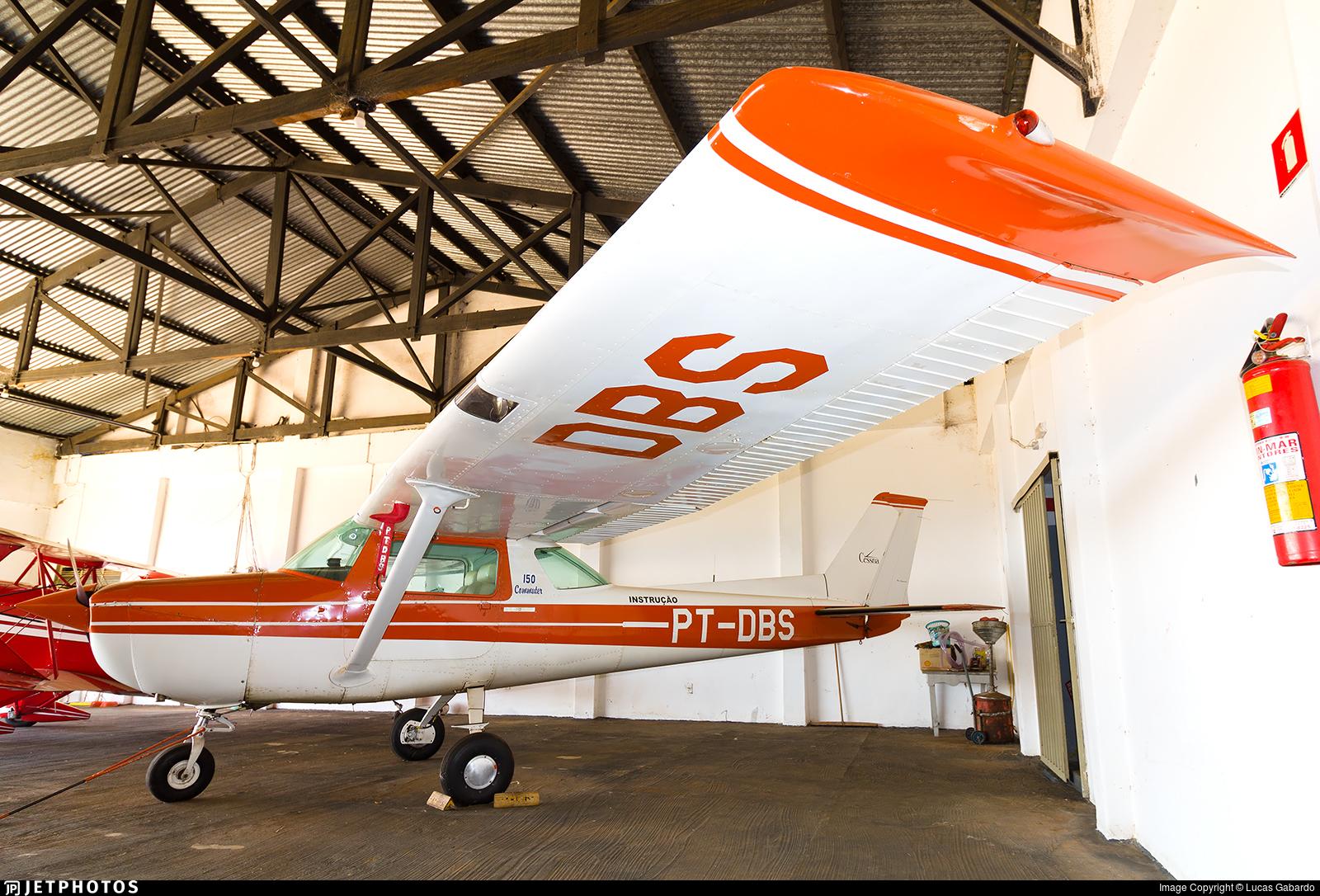 PT-DBS - Cessna 150G - Aero Club Votuporanga