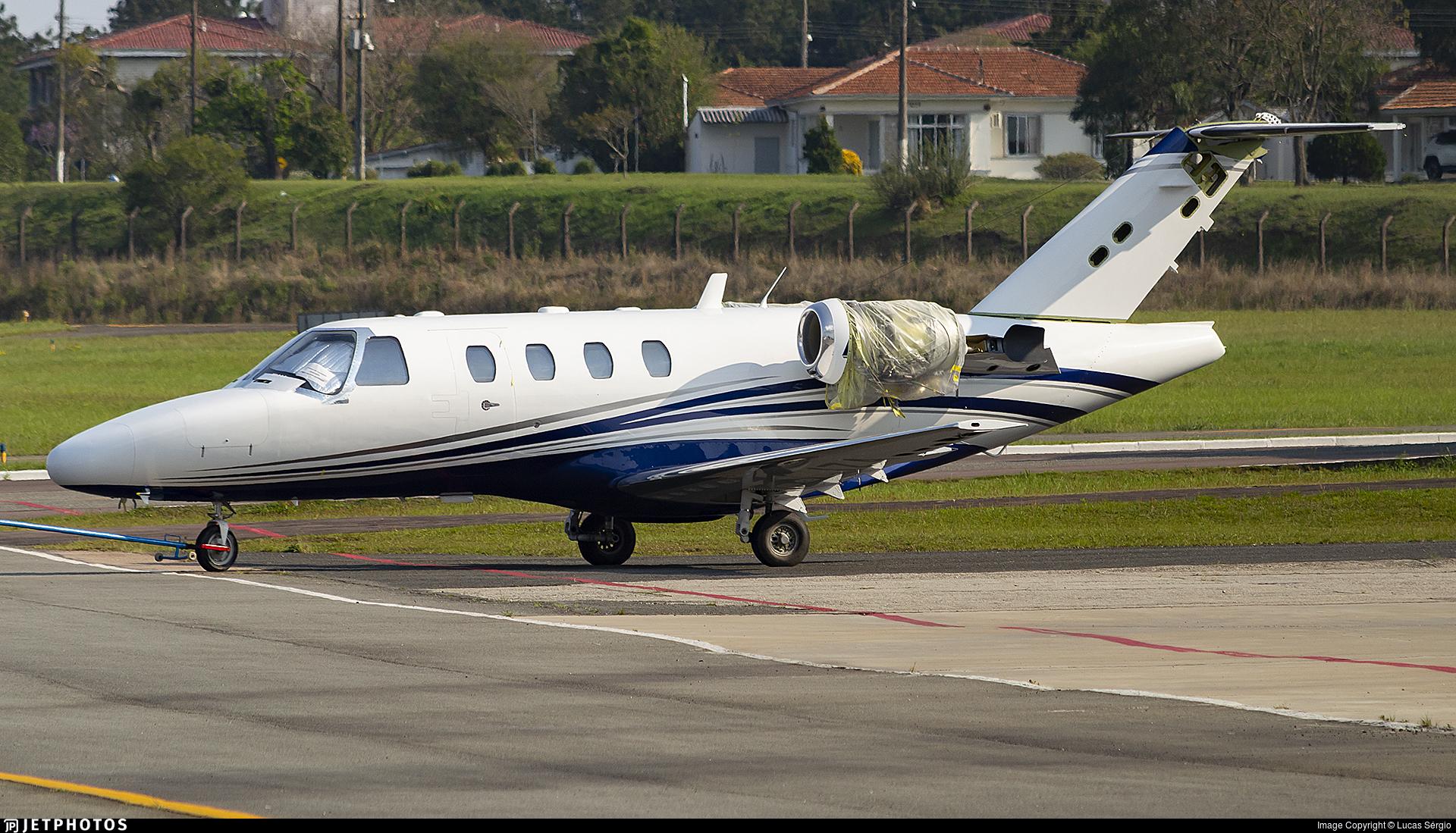 PP-IZA - Cessna 525 CitationJet 1 - Private