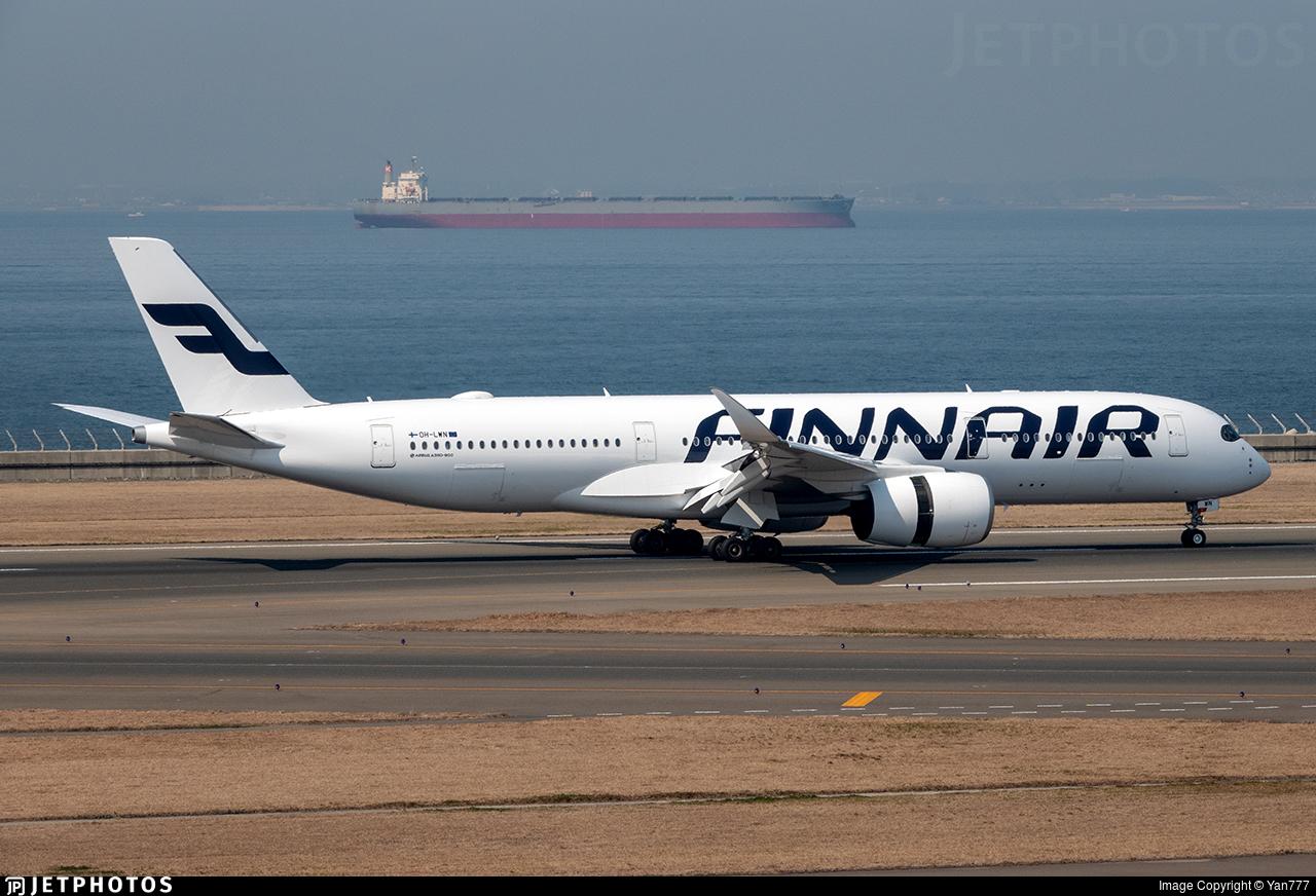 OH-LWN - Airbus A350-941 - Finnair
