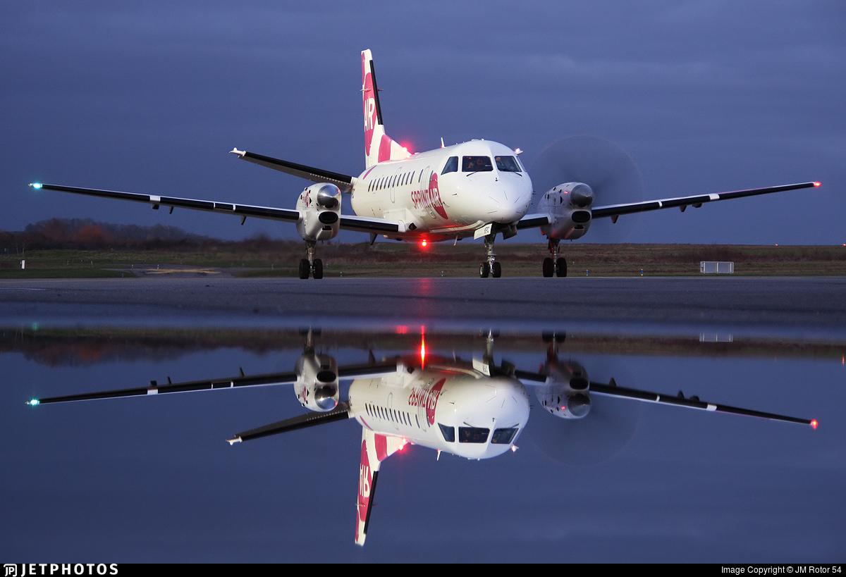 SP-KPC - Saab 340A - SprintAir