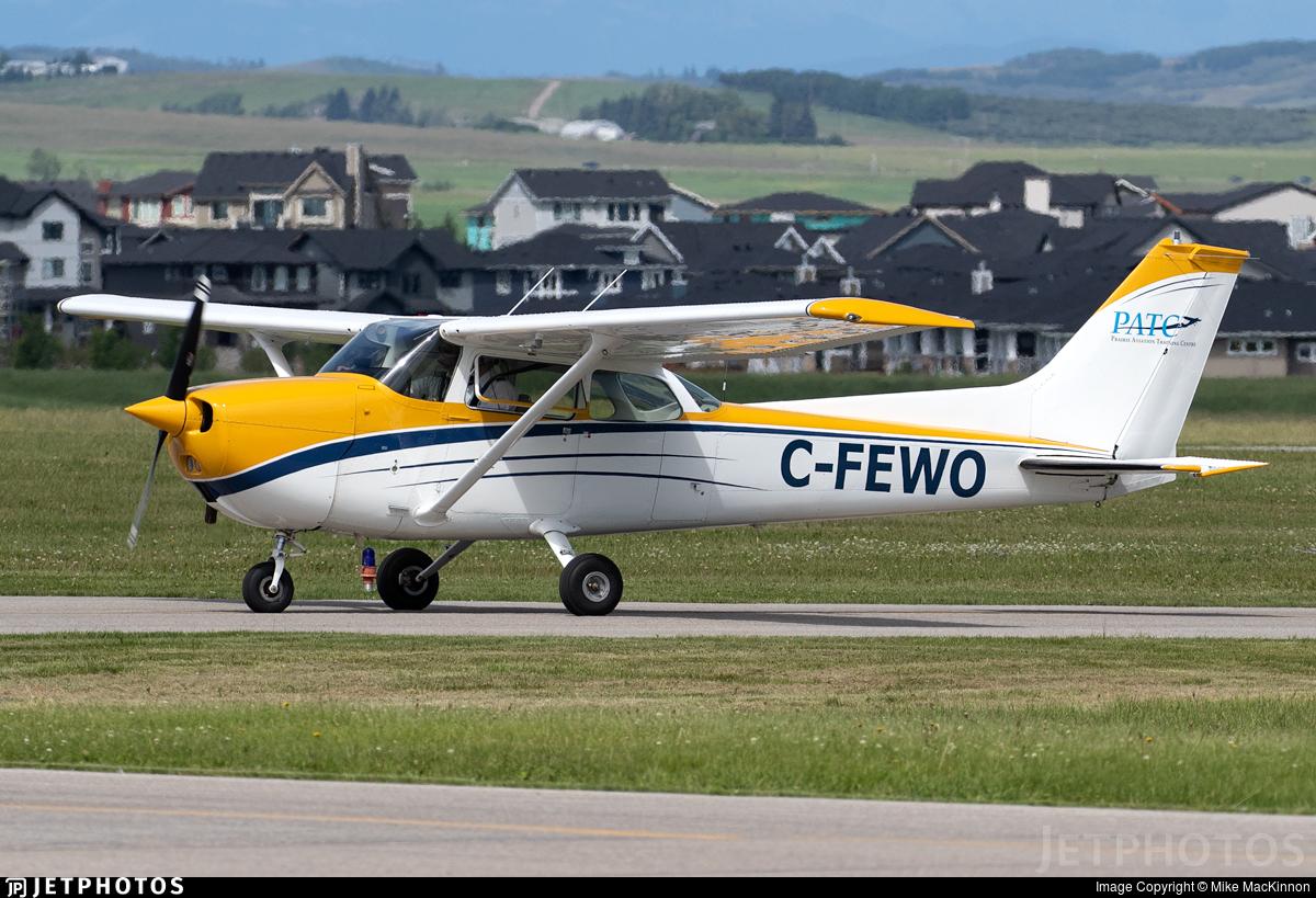 C-FEWO - Cessna 172M Skyhawk - Prairie Aviation Training Centre