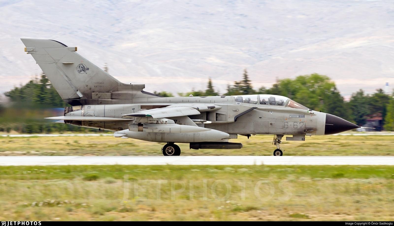 MM7082 - Panavia Tornado IDS - Italy - Air Force