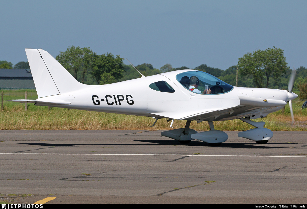 G-CIPG - BRM Aero Bristell NG-5 Speed Wing - Private