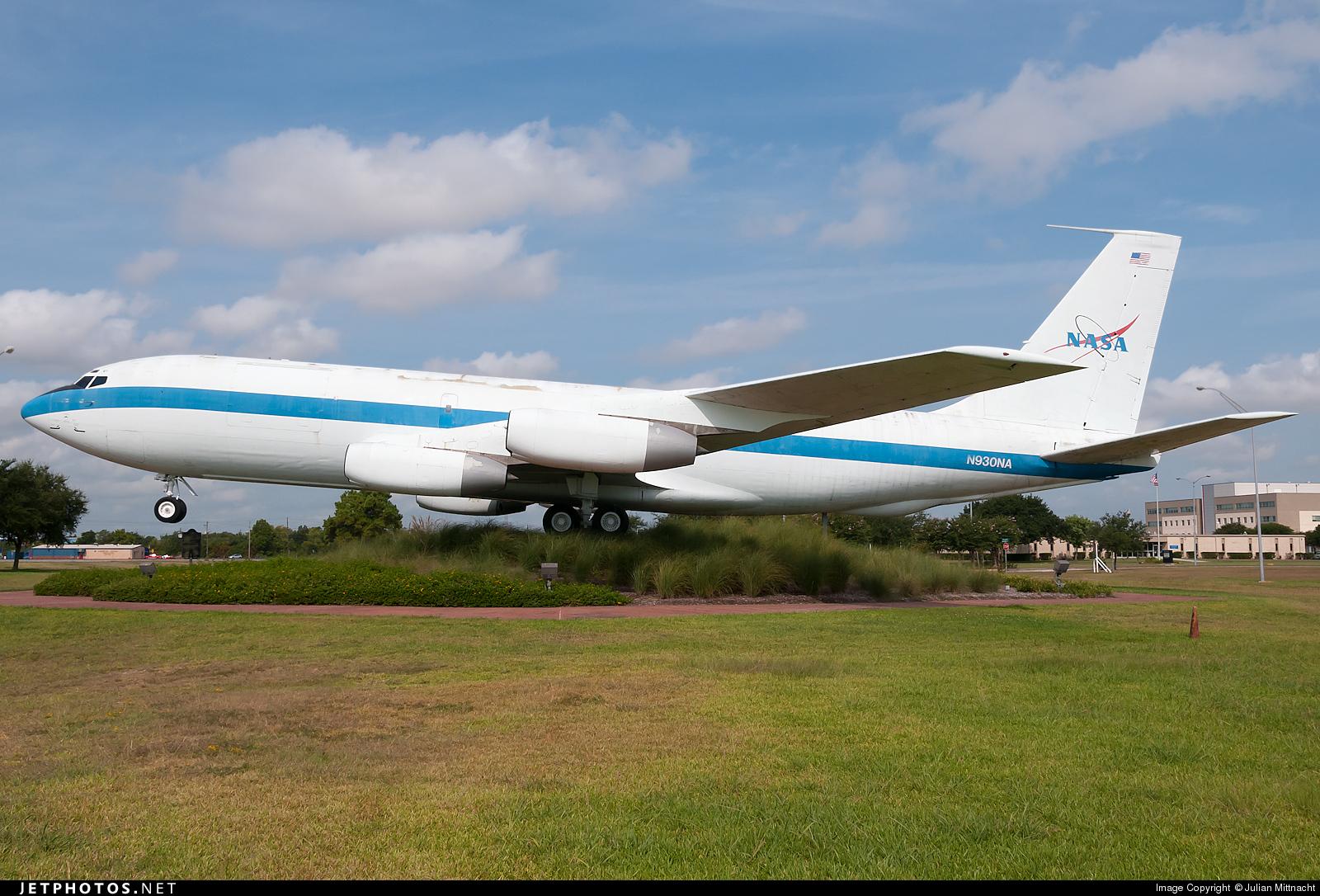 N930NA - Boeing KC-135A Stratotanker - United States - National Aeronautics and Space Administration (NASA)