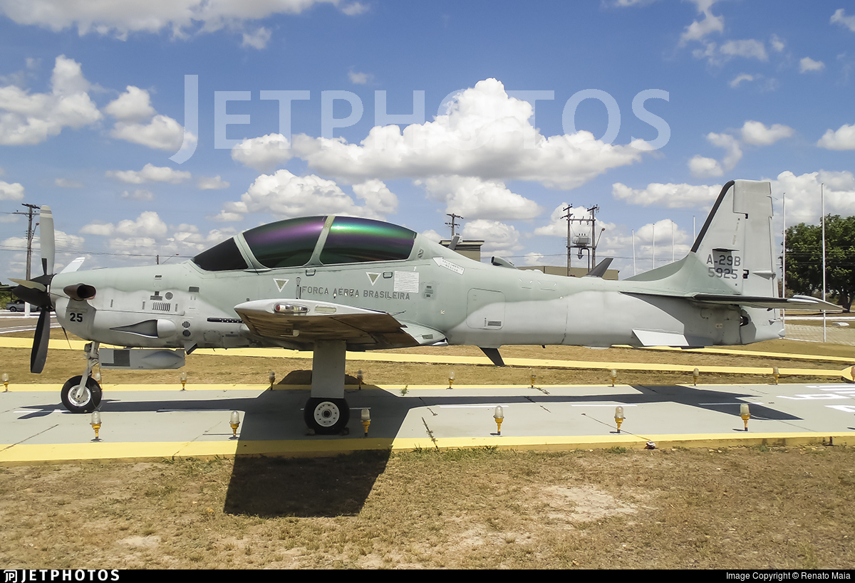 FAB5925 - Embraer A-29B Super Tucano - Brazil - Air Force