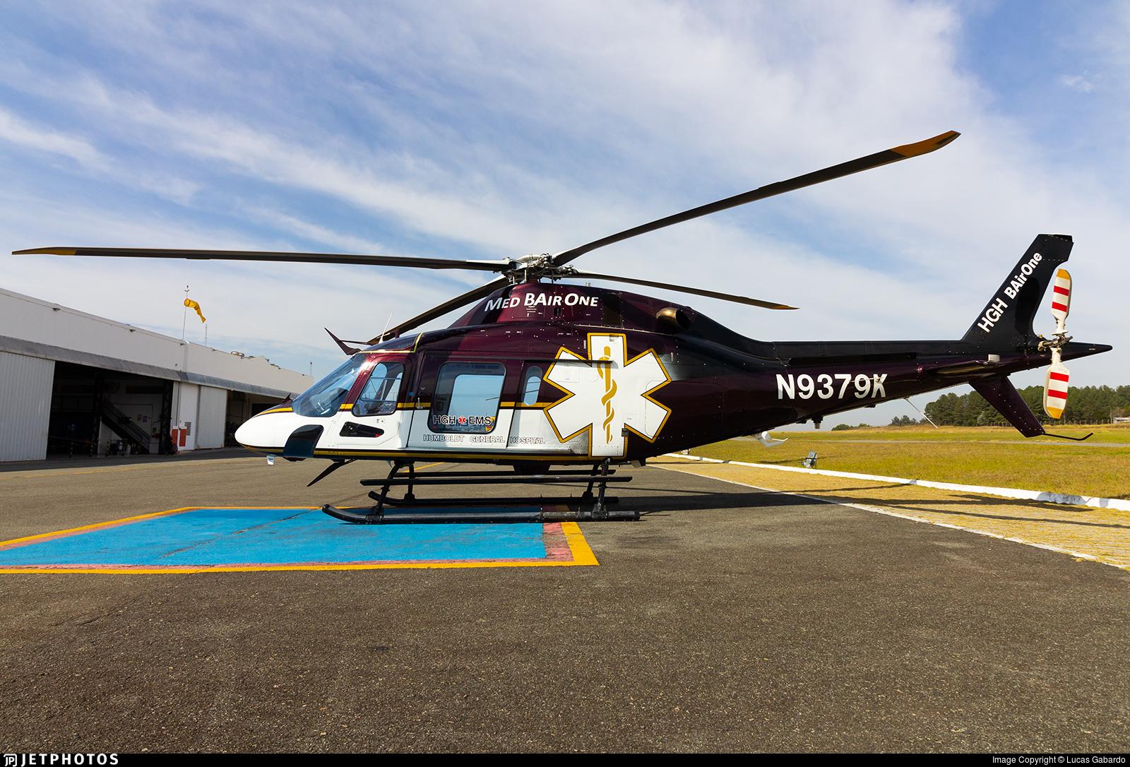 N9379K - Agusta-Westland AW-119Ke - MedX AirOne