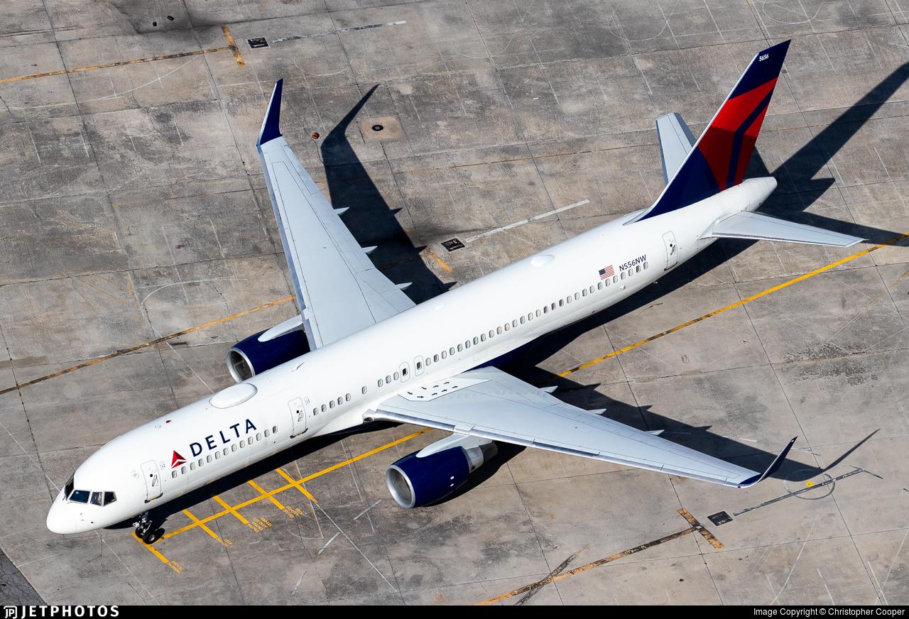 N556NW - Boeing 757-251 - Delta Air Lines