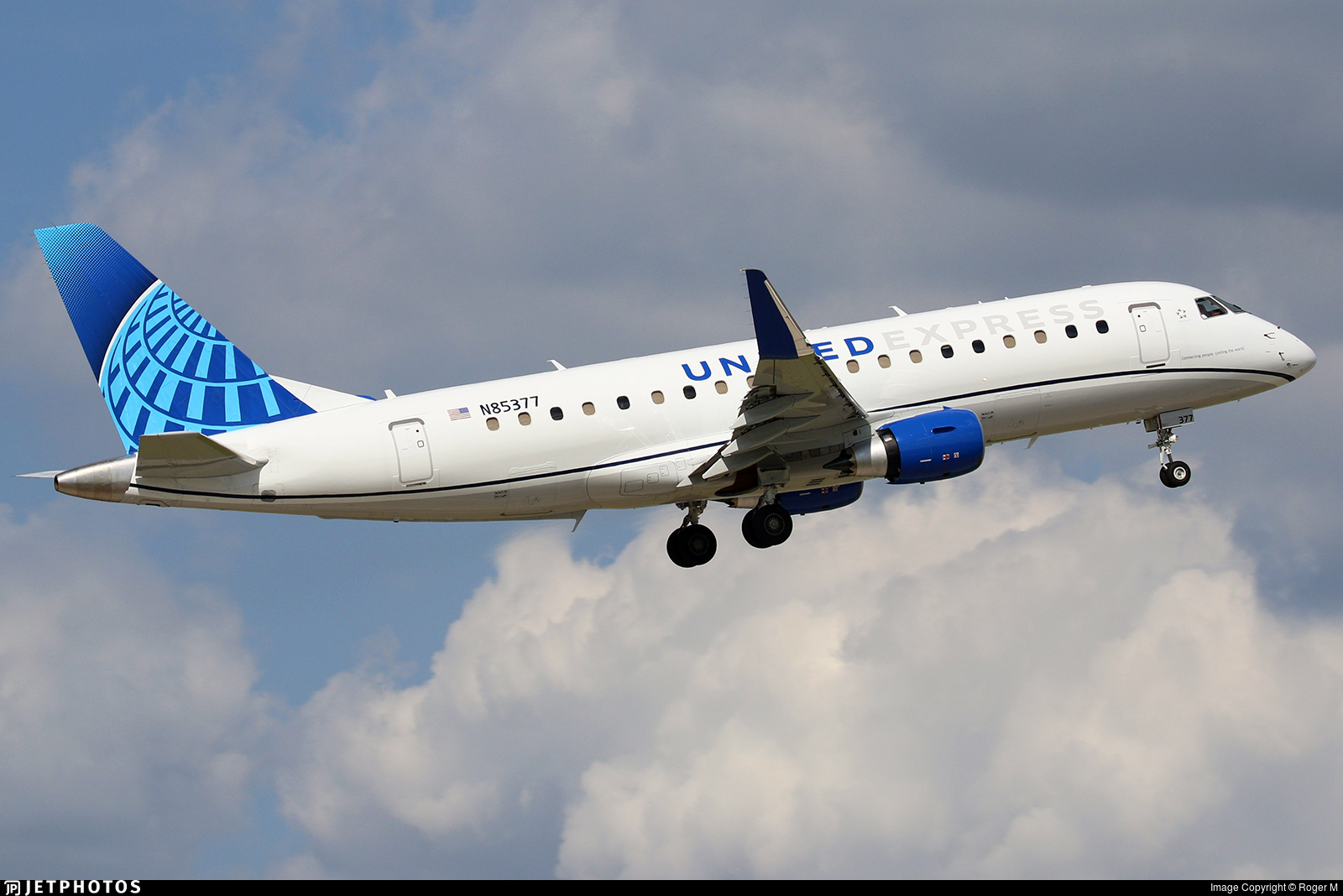 N85377 - Embraer 170-200LL - United Express (Mesa Airlines)