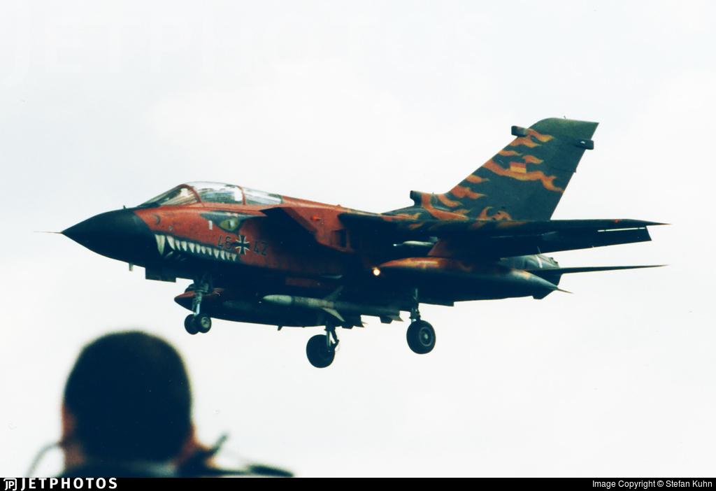 46-42 - Panavia Tornado ECR - Germany - Air Force