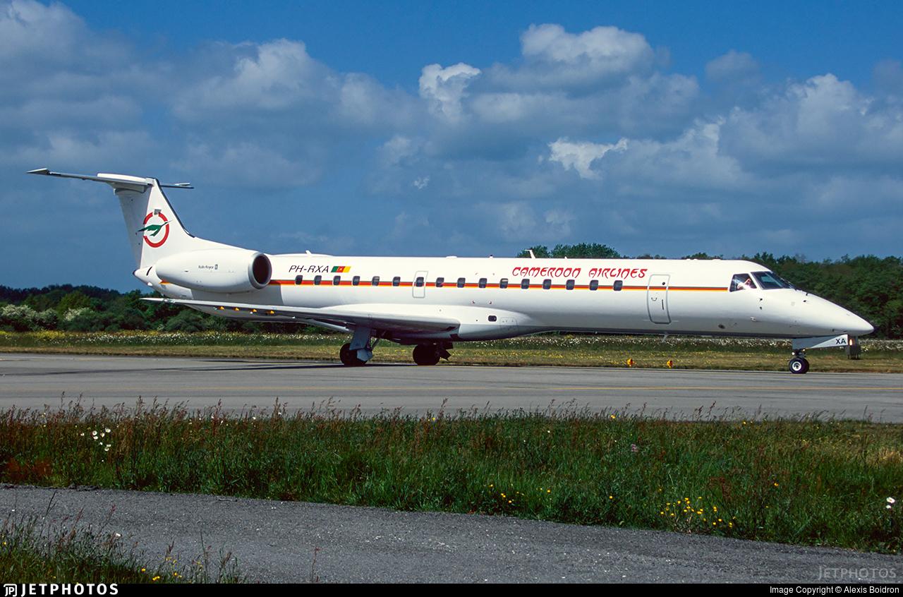 PH-RXA - Embraer ERJ-145MP - Cameroon Airlines