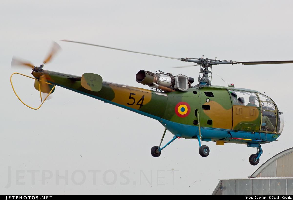 54 - IAR-316B - Romania - Air Force