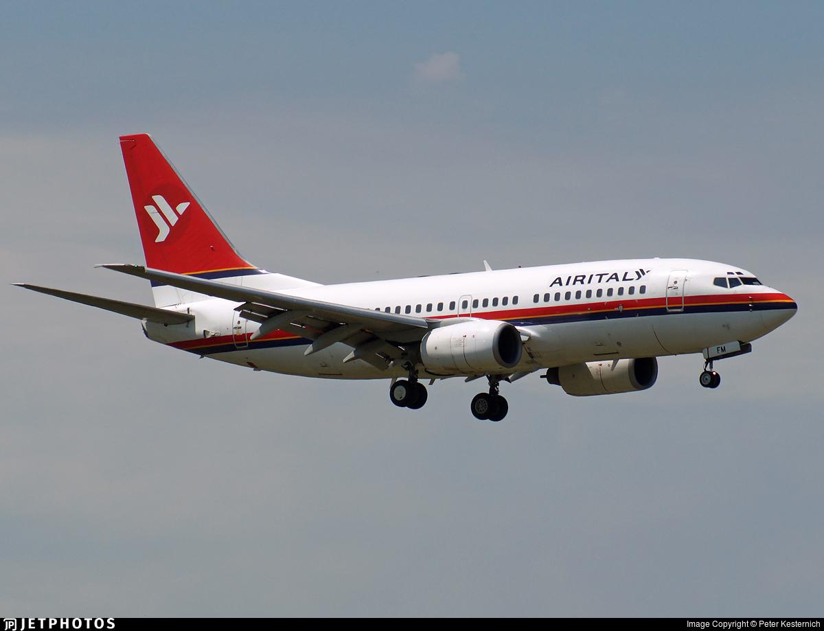 EI-FFM - Boeing 737-73S - Air Italy