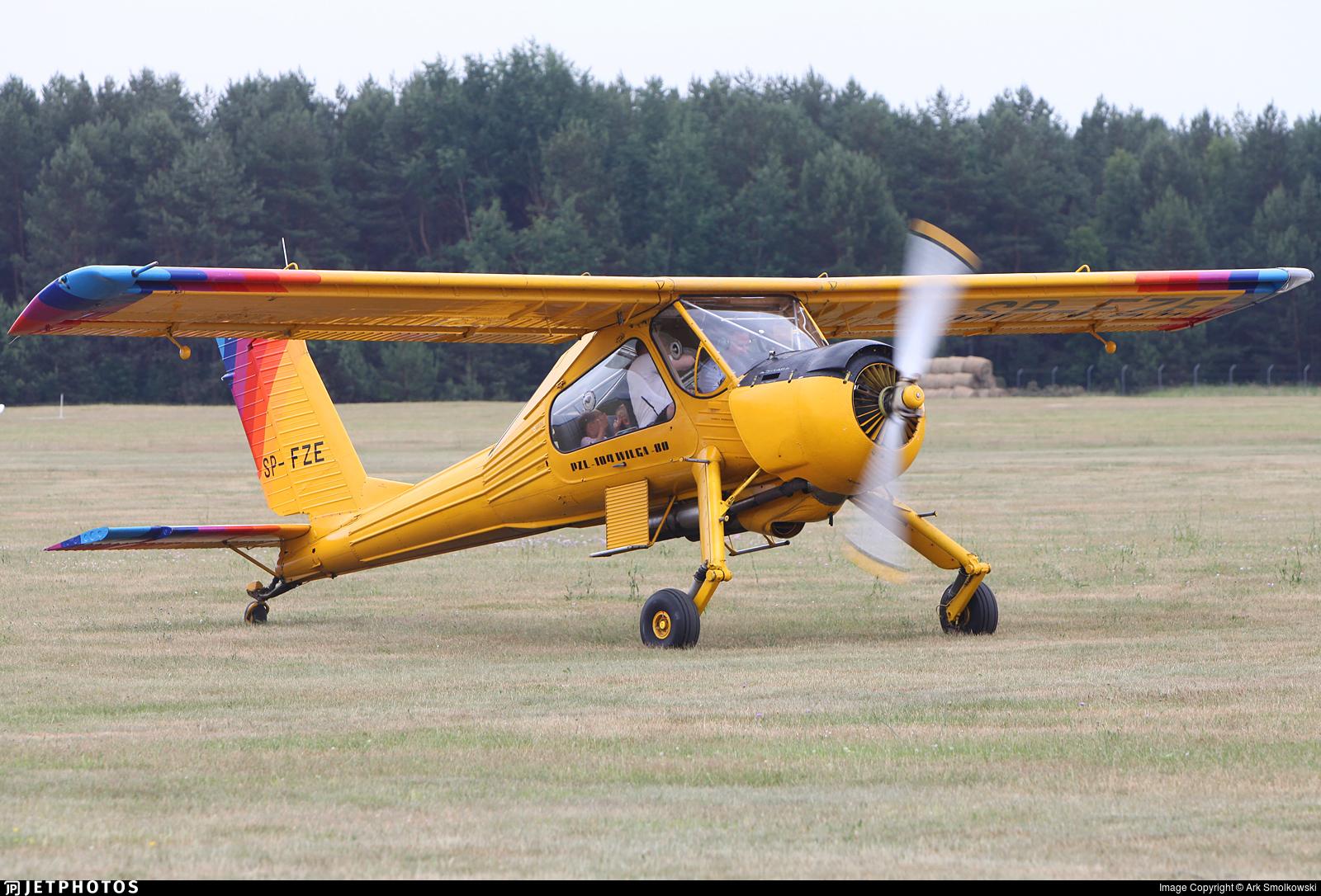 SP-FZE - PZL-Okecie 104 Wilga 80 - White Eagle Aviation