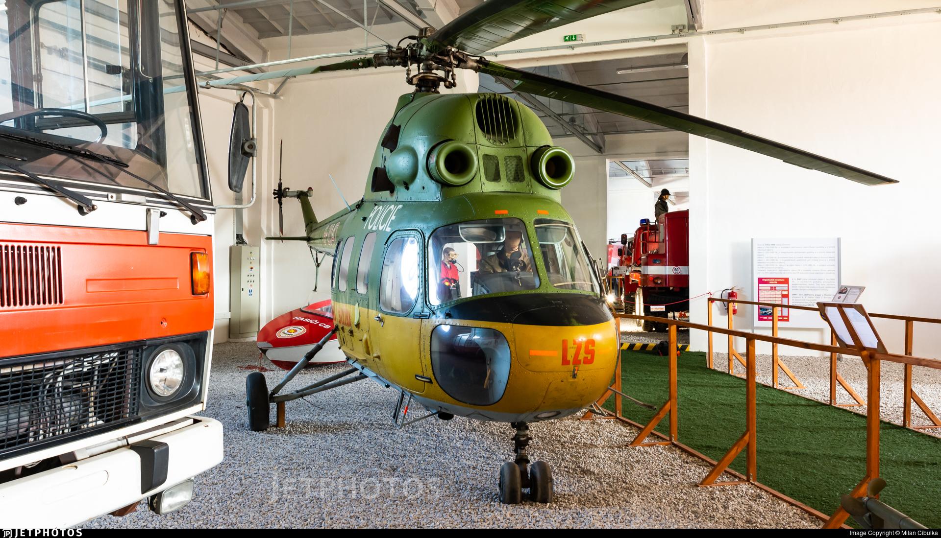 B-2047 - PZL-Swidnik Mi-2 Hoplite - Czech Republic - Police
