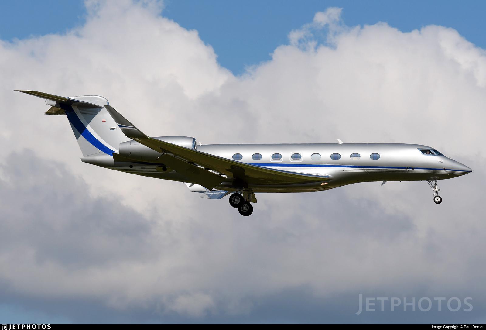 OE-LLL - Gulfstream G650 - International Jet Management
