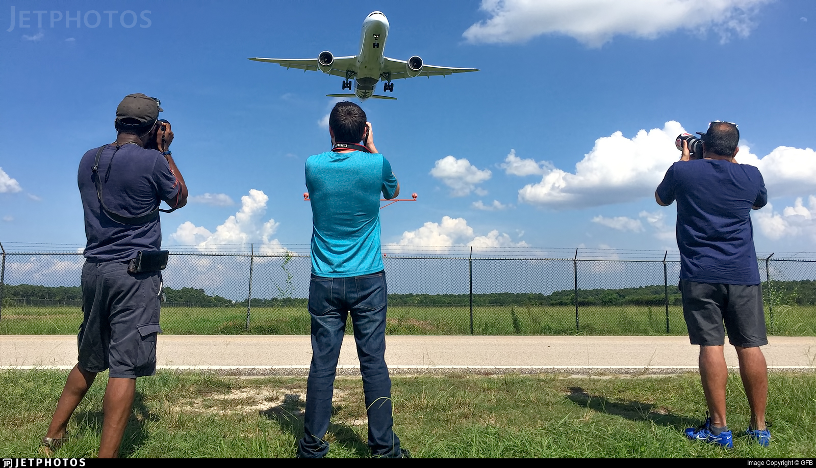 KIAH - Airport - Spotting Location