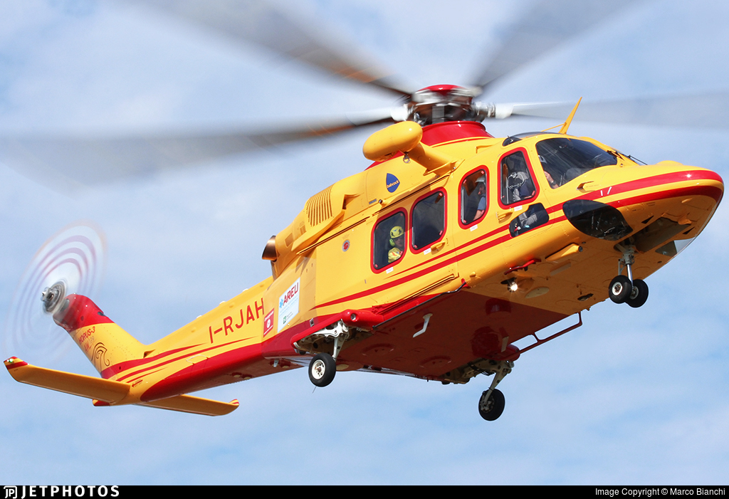 I-RJAH - Agusta-Westland AW-139 - Babcock Italia
