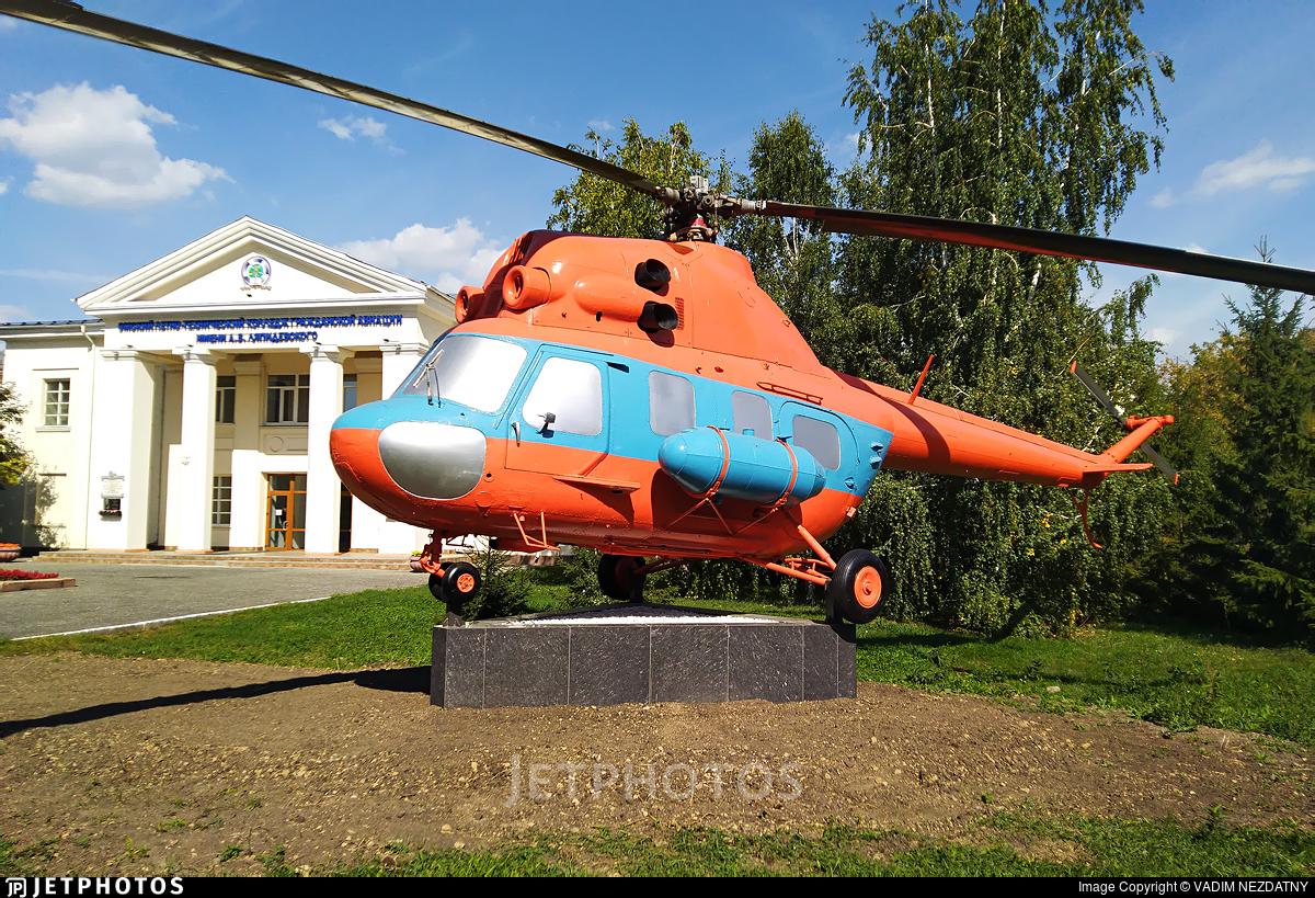 RA-23569 - PZL-Swidnik Mi-2Ch Hoplite - Omsk Flight Technical College of Civil Aviation of A.V. Lyapidevsky