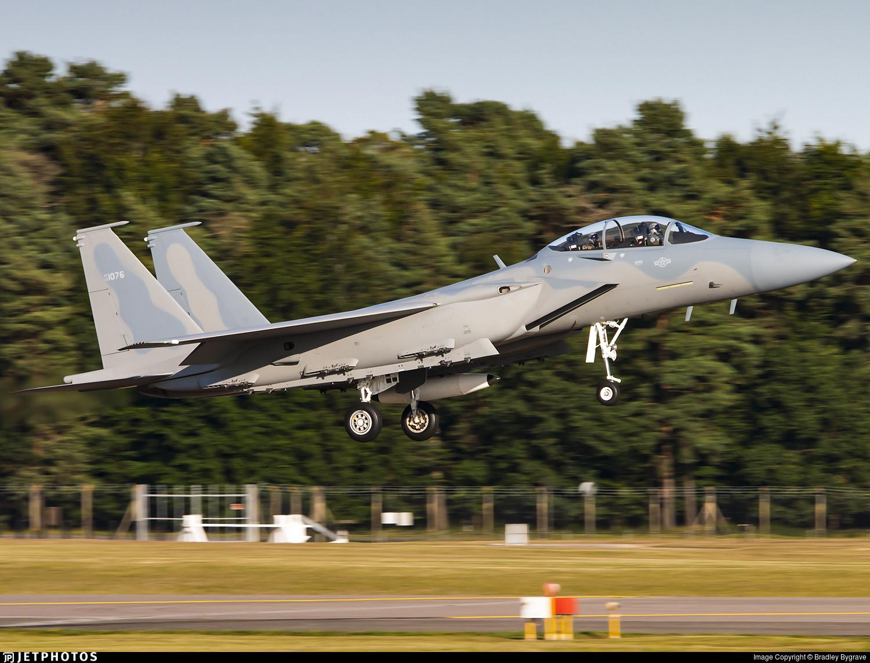 12-1076 - Boeing F-15SA - Saudi Arabia - Air Force