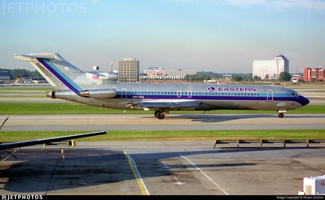 N803EA - Boeing 727-225 - Eastern Air Lines