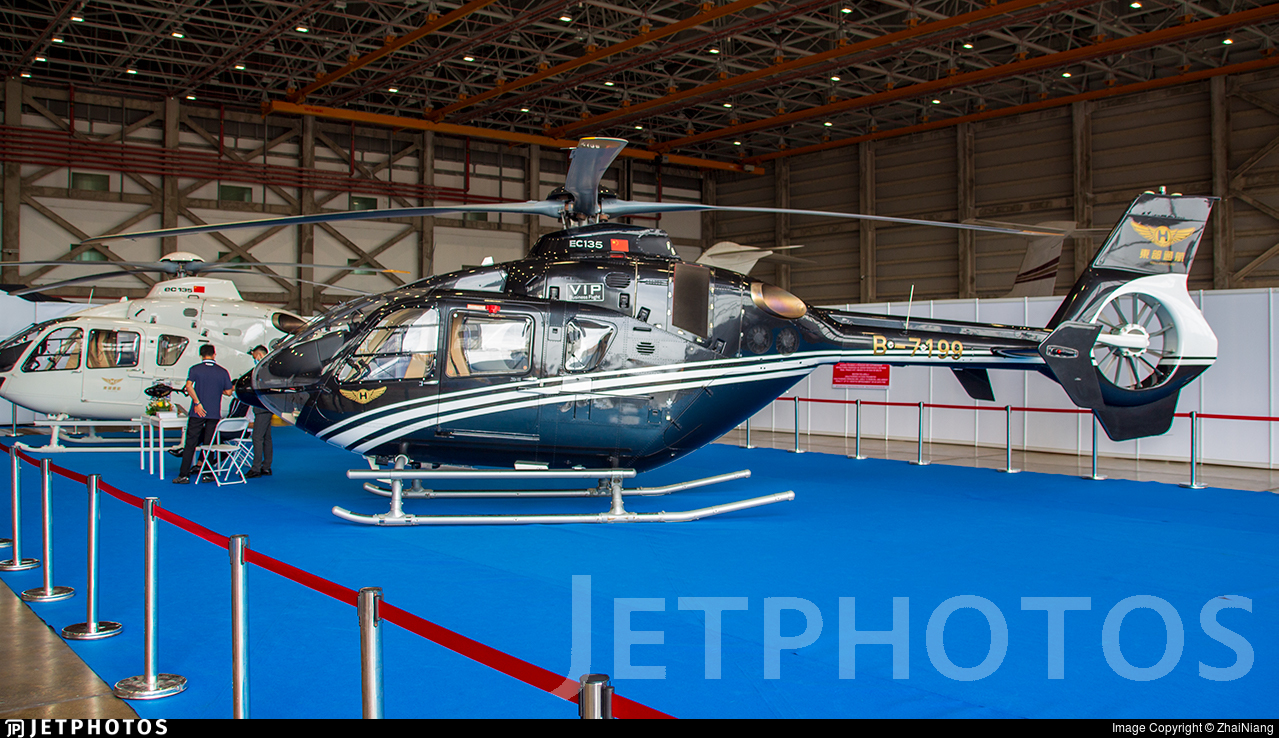 B-7199 - Eurocopter EC 135P2+ - Shenzhen Heli-Eastern