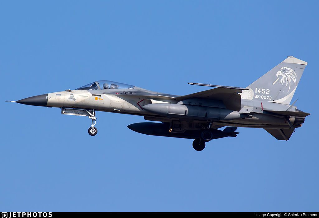 1452 - AIDC F-CK-1C Ching Kuo - Taiwan - Air Force
