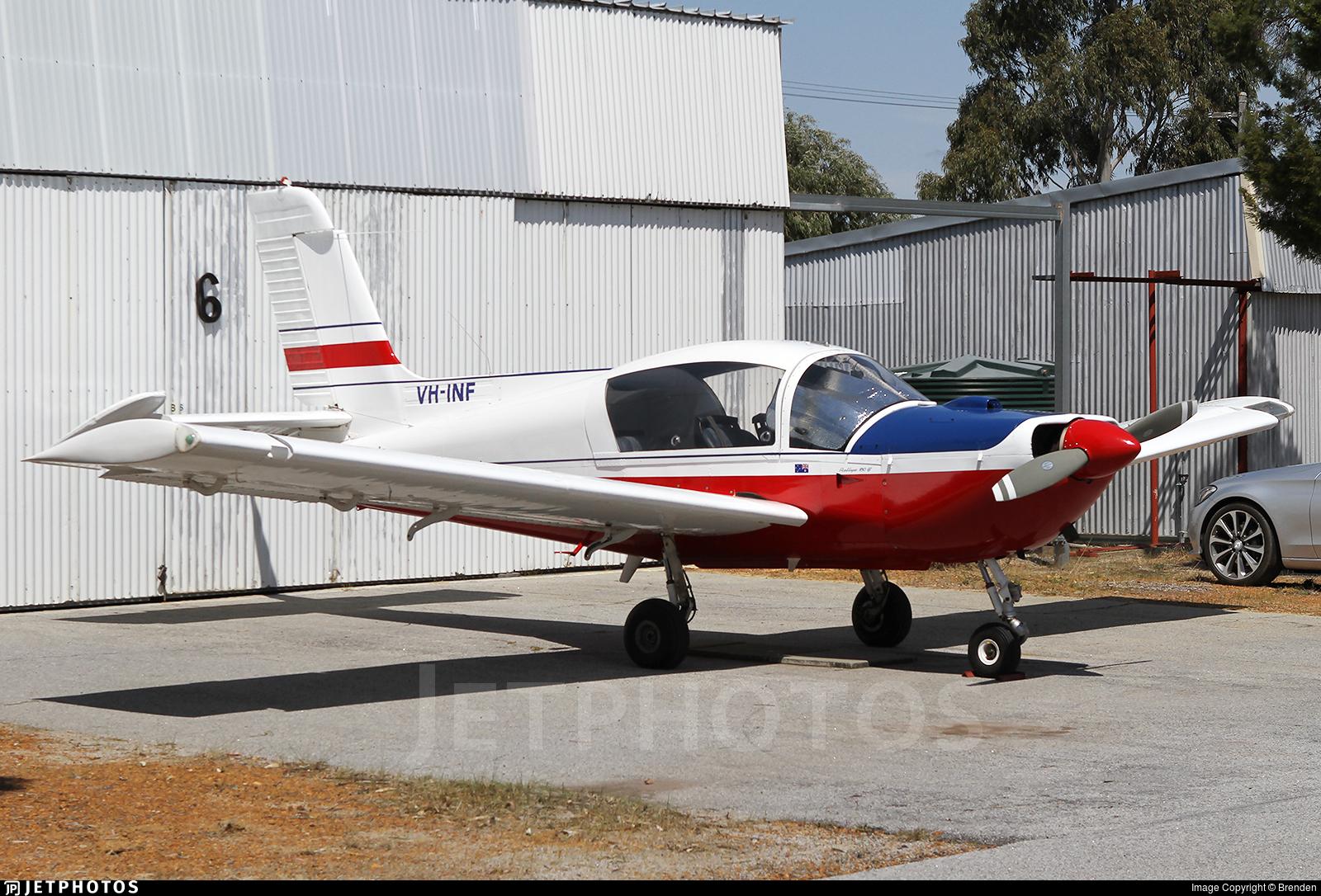 VH-INF - Morane-Saulnier MS-893 - Private