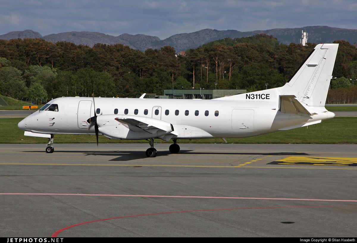 N311CE - Saab 340B - Air Urga