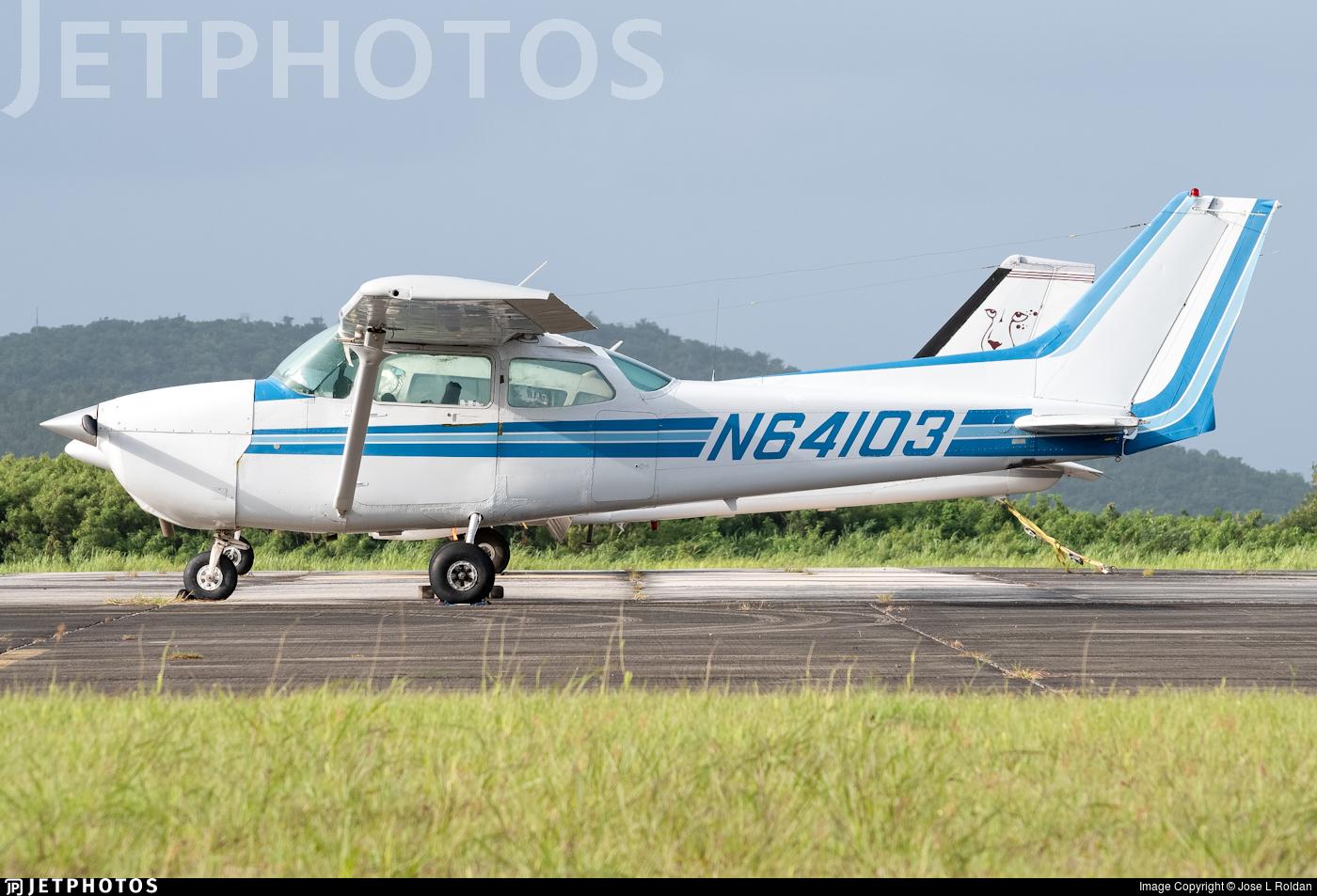 N64103 - Cessna 172P Skyhawk - Private