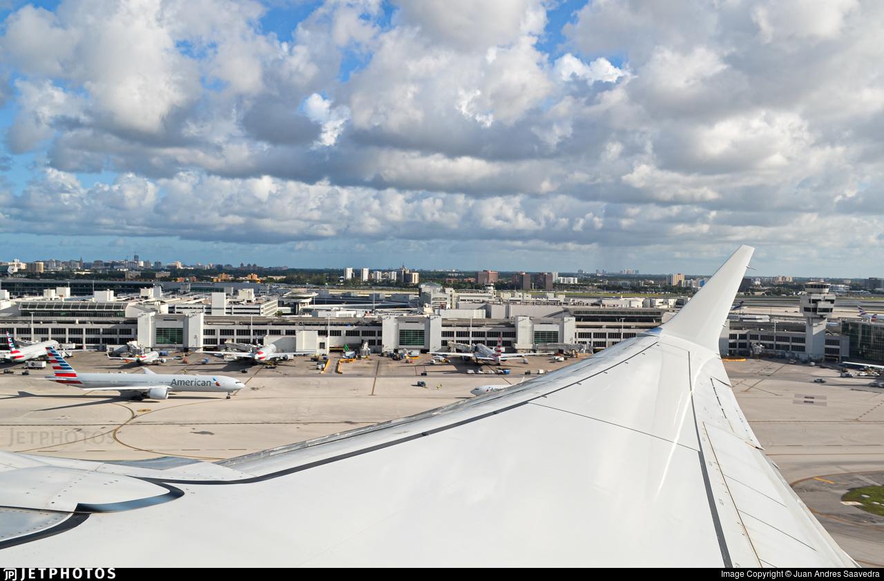 N315RJ - Boeing 737-8 MAX - American Airlines