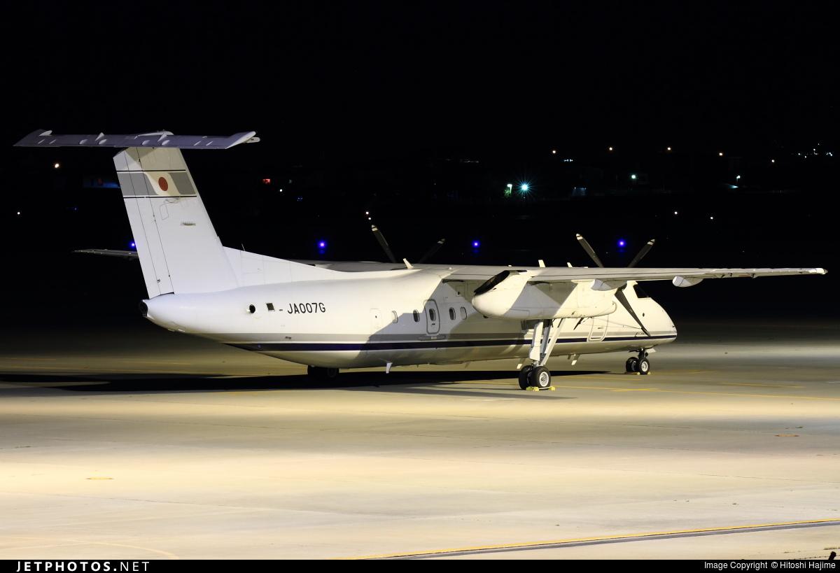 ja007g bombardier dash 8 q315 japan civil aviation bureau hitoshi hajime jetphotos. Black Bedroom Furniture Sets. Home Design Ideas