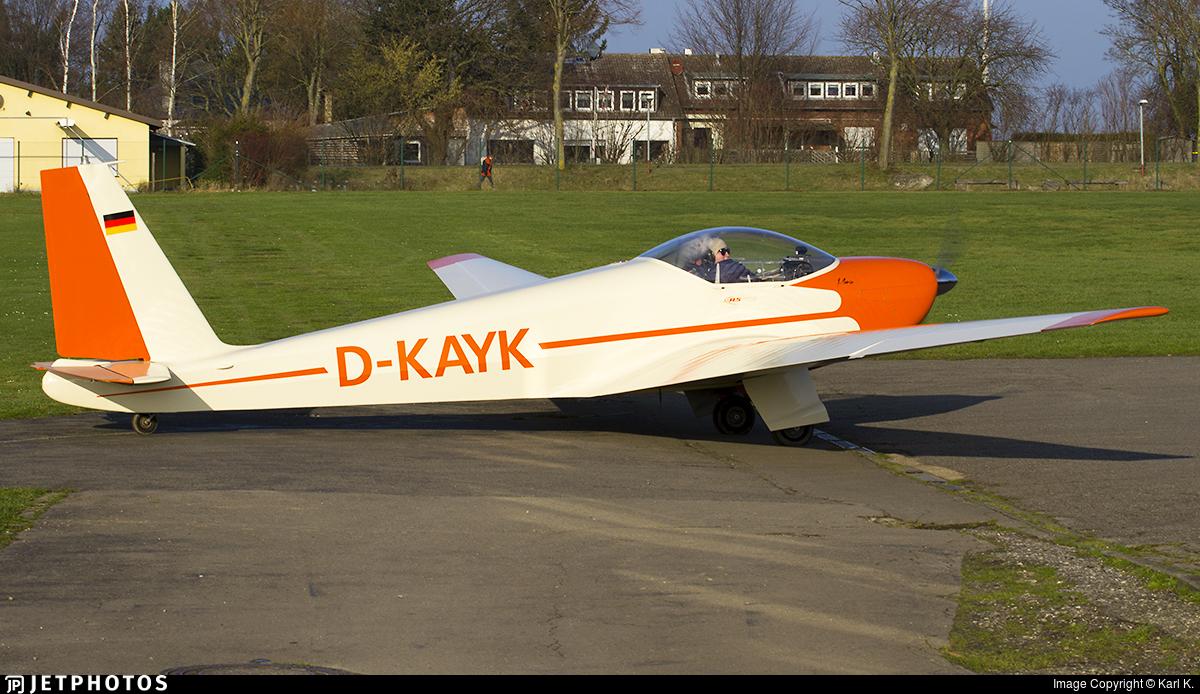 D-KAYK - Schleicher ASK-16 - Private