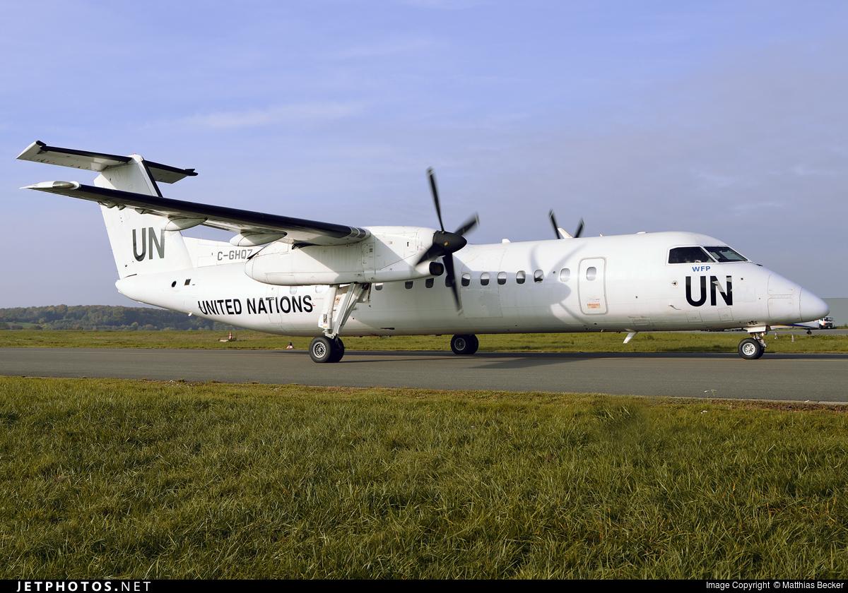 C-GHQZ - Bombardier Dash 8-Q314 - Voyageur Airways