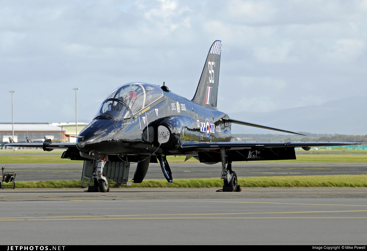 XX338 - British Aerospace Hawk T.1W - United Kingdom - Royal Air Force (RAF)