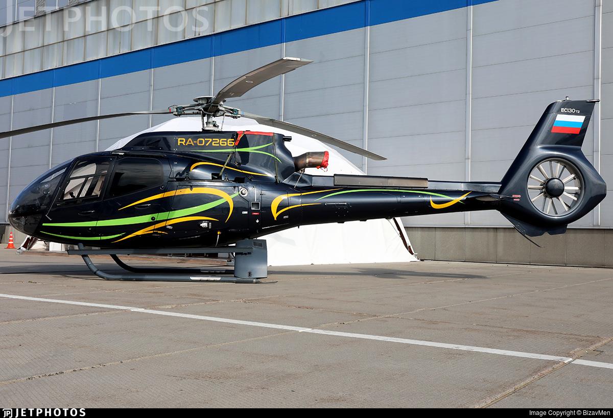 RA-07266 - Eurocopter EC 130T2 - Private