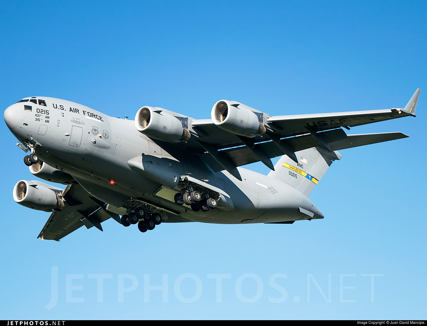 10-0215 - Boeing C-17A Globemaster III - United States - US Air Force (USAF)