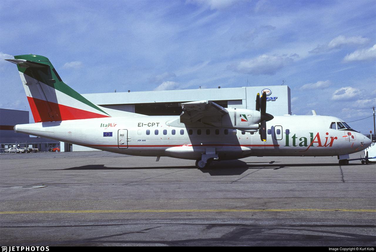 EI-CPT - ATR 42-300 - ItalAir