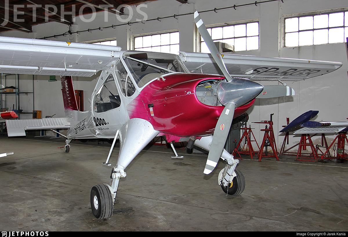 SP-RGR | PZL-Okecie 104M Wilga 2000 | Private | Jarek Kania