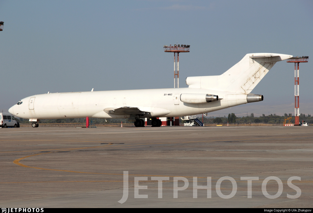 5Y-MKO - Boeing 727-225(Adv)(F) - Untitled
