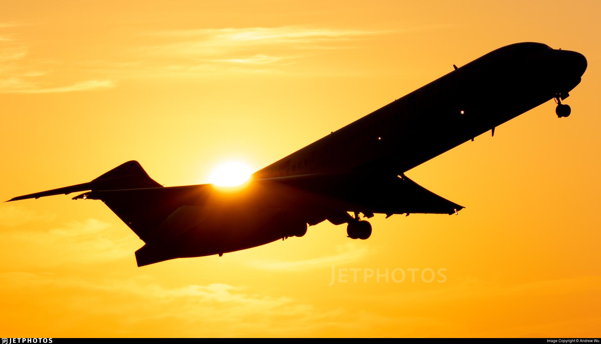 N942AT - Boeing 717-2BD - Delta Air Lines