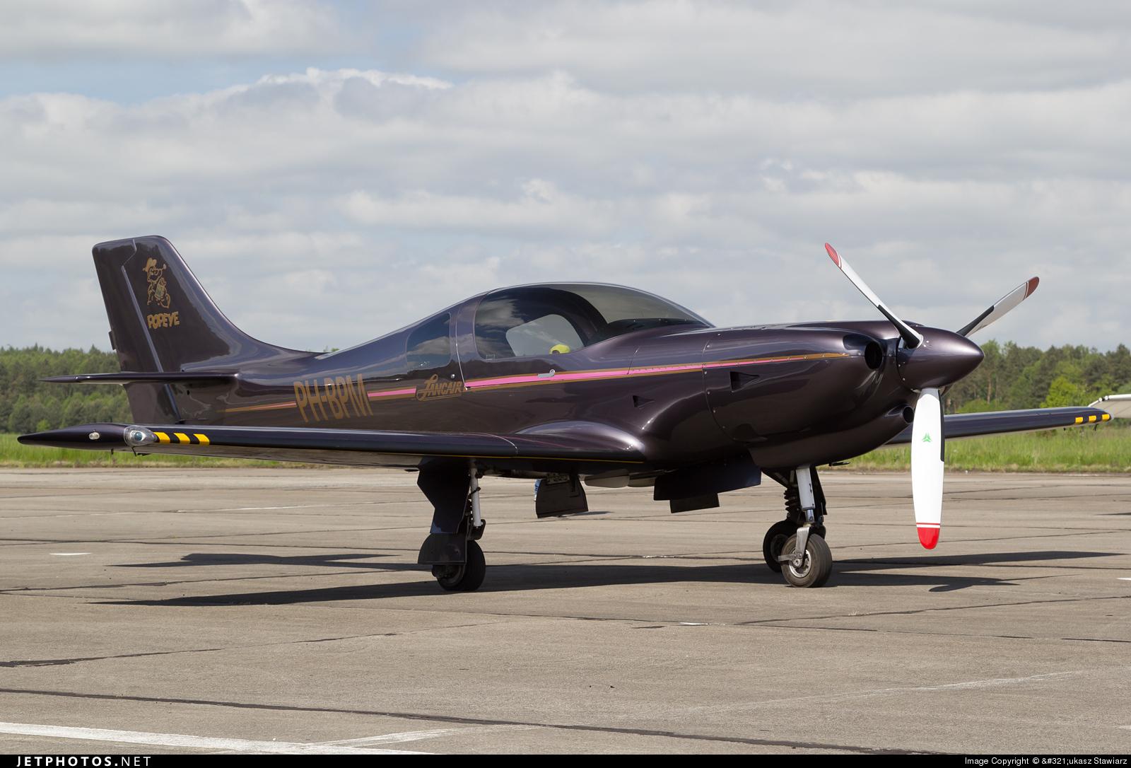 PH-BPM - Lancair 360 - Private