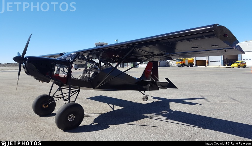 OY-REP - Just AirCraft SuperSTOL - Private