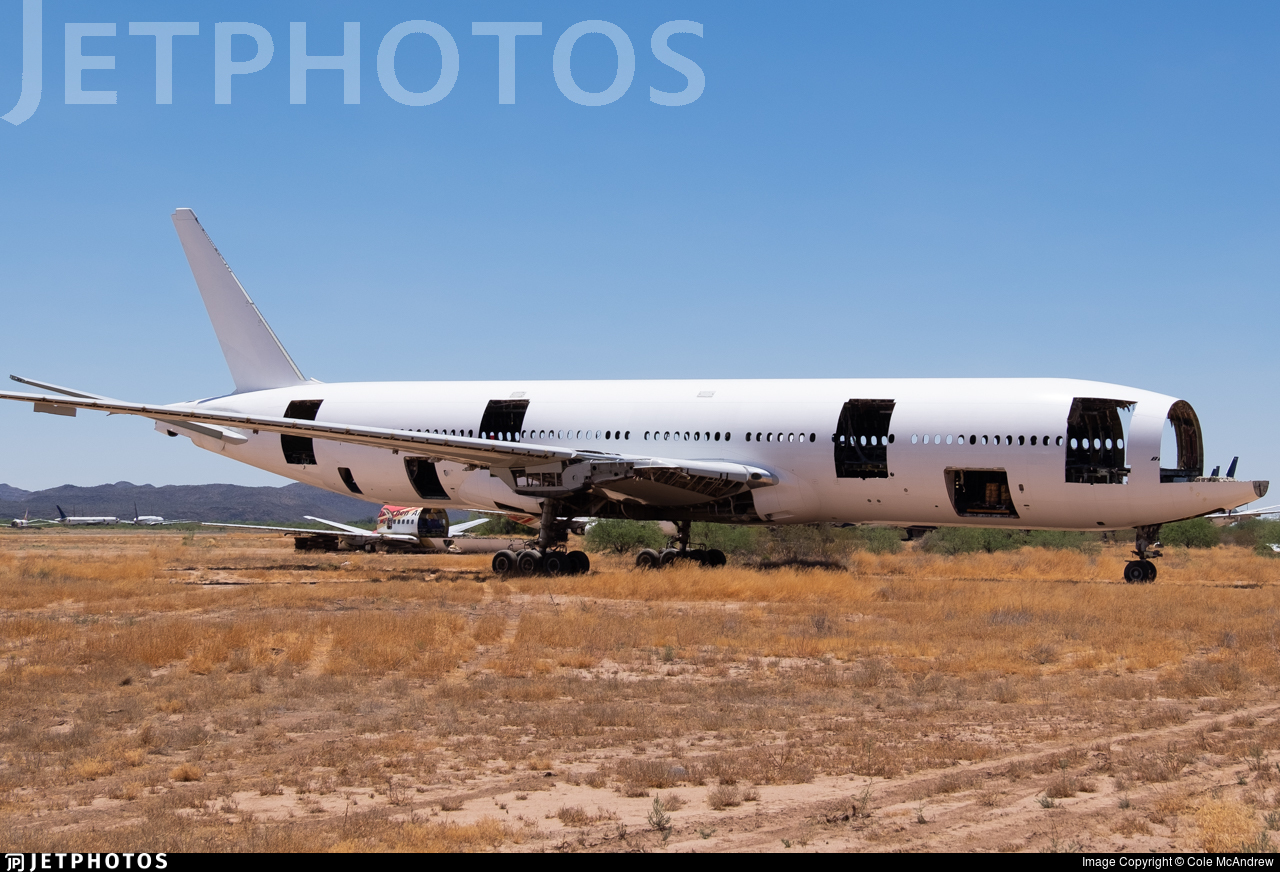 A6-EMF - Boeing 777-21H - Untitled